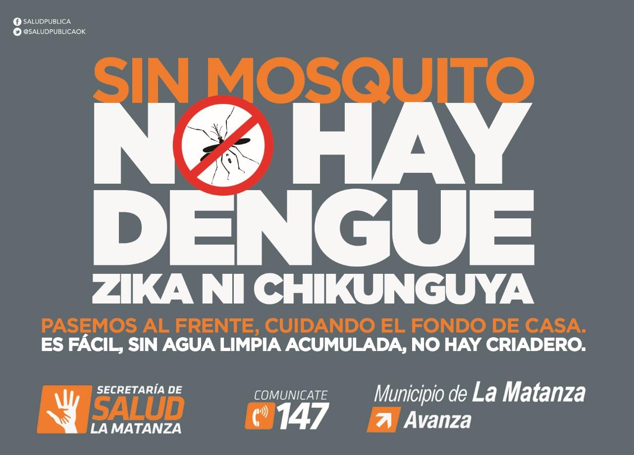 La Matanza - No al Dengue